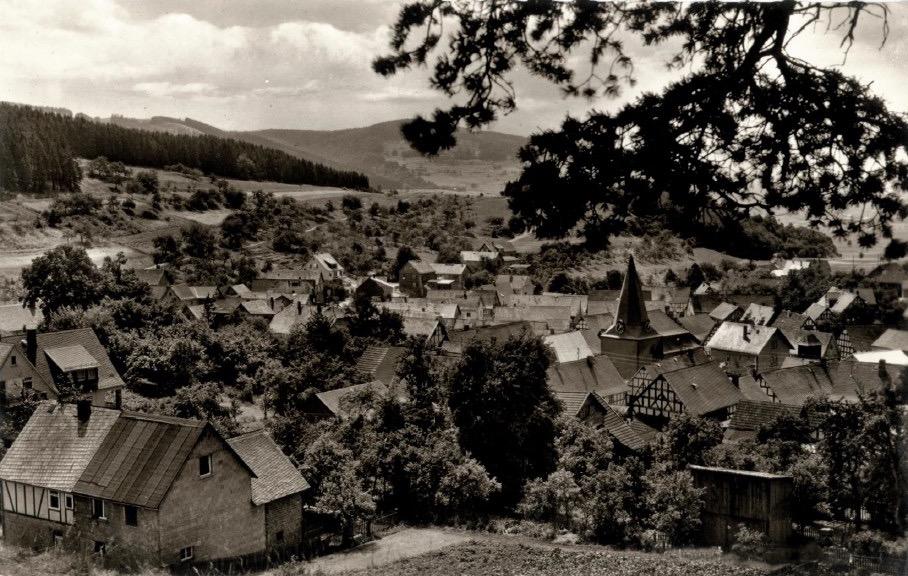 Aus der Ortsgeschichte von Simmersbach